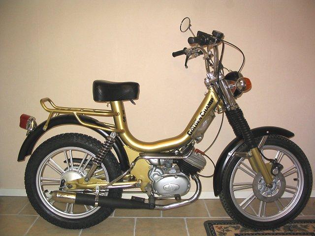 SpeedRiders Forum :: Visa ämne - Identifiera moped(?)
