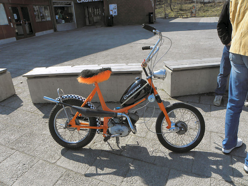 Sachs moped 12