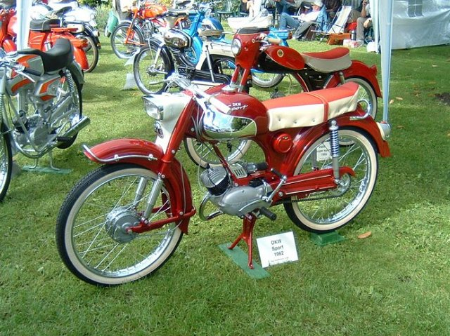 Moped puch 13