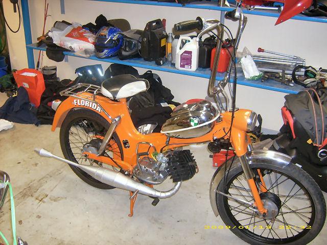 Tomas moped 16