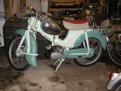 Sachs moped 10