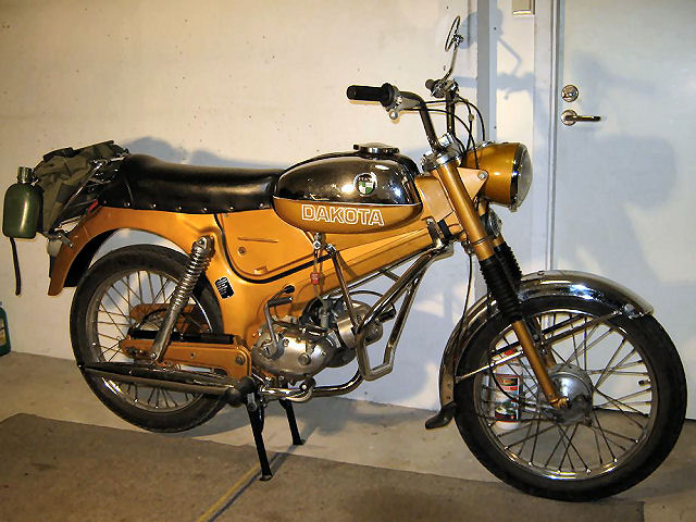 Puch moped 12