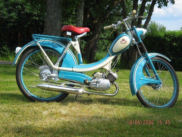 Nsu moped 12