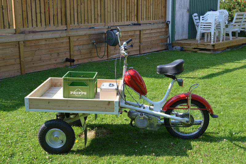 Moped puch 15