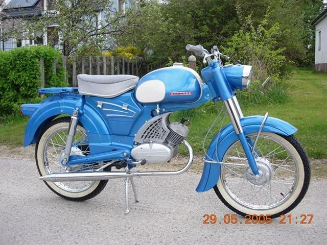 Sport moped 11